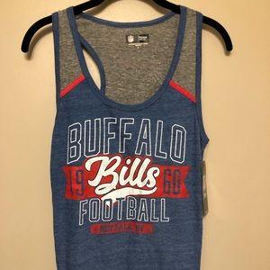 Buffalo Bills Tank Top SMALL New